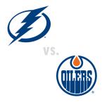 Tampa Bay Lightning at Edmonton Oilers