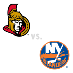 Ottawa Senators at New York Islanders