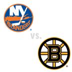 New York Islanders at Boston Bruins
