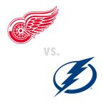 Detroit Red Wings at Tampa Bay Lightning