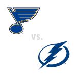 St. Louis Blues at Tampa Bay Lightning