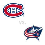 Montreal Canadiens at Columbus Blue Jackets
