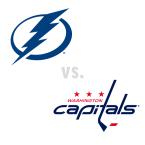 Tampa Bay Lightning at Washington Capitals