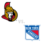 Ottawa Senators at New York Rangers
