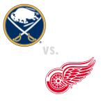 Buffalo Sabres at Detroit Red Wings