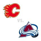 Calgary Flames at Colorado Avalanche