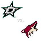 Dallas Stars at Arizona Coyotes