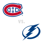 Montreal Canadiens at Tampa Bay Lightning