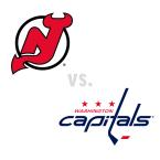 New Jersey Devils at Washington Capitals