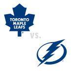 Toronto Maple Leafs at Tampa Bay Lightning