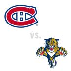 Montreal Canadiens at Florida Panthers