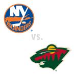 New York Islanders at Minnesota Wild