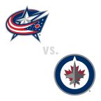 Columbus Blue Jackets at Winnipeg Jets