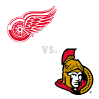 Detroit Red Wings at Ottawa Senators