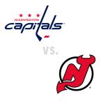 Washington Capitals at New Jersey Devils