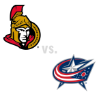 Ottawa Senators at Columbus Blue Jackets