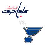 Washington Capitals at St. Louis Blues