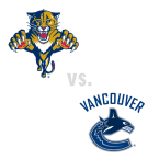 Florida Panthers at Vancouver Canucks