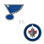 St. Louis Blues at Winnipeg Jets