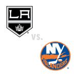 Los Angeles Kings at New York Islanders
