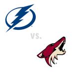 Tampa Bay Lightning at Arizona Coyotes