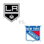 Los Angeles Kings at New York Rangers