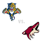Florida Panthers at Arizona Coyotes