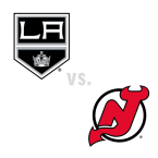 Los Angeles Kings at New Jersey Devils