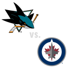 San Jose Sharks at Winnipeg Jets