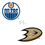 Edmonton Oilers at Anaheim Ducks