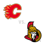 Calgary Flames at Ottawa Senators