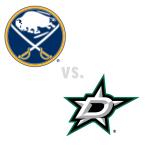 Buffalo Sabres at Dallas Stars