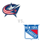 Columbus Blue Jackets at New York Rangers