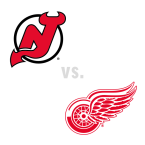 New Jersey Devils at Detroit Red Wings