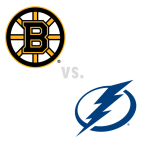 Boston Bruins at Tampa Bay Lightning