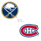 Buffalo Sabres at Montreal Canadiens