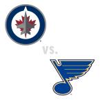 Winnipeg Jets at St. Louis Blues