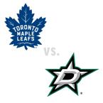 Toronto Maple Leafs at Dallas Stars