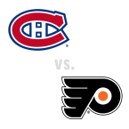 Montreal Canadiens at Philadelphia Flyers