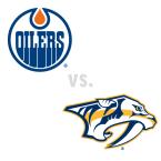 Edmonton Oilers at Nashville Predators