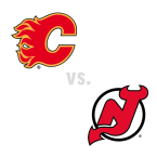 Calgary Flames at New Jersey Devils
