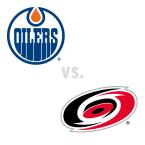 Edmonton Oilers at Carolina Hurricanes