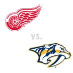Detroit Red Wings at Nashville Predators