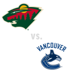 Minnesota Wild at Vancouver Canucks