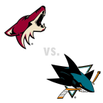 Arizona Coyotes at San Jose Sharks