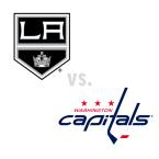 Los Angeles Kings at Washington Capitals