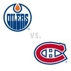 Edmonton Oilers at Montreal Canadiens