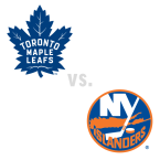 Toronto Maple Leafs at New York Islanders