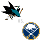 San Jose Sharks at Buffalo Sabres