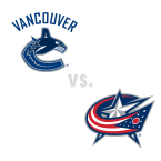 Vancouver Canucks at Columbus Blue Jackets